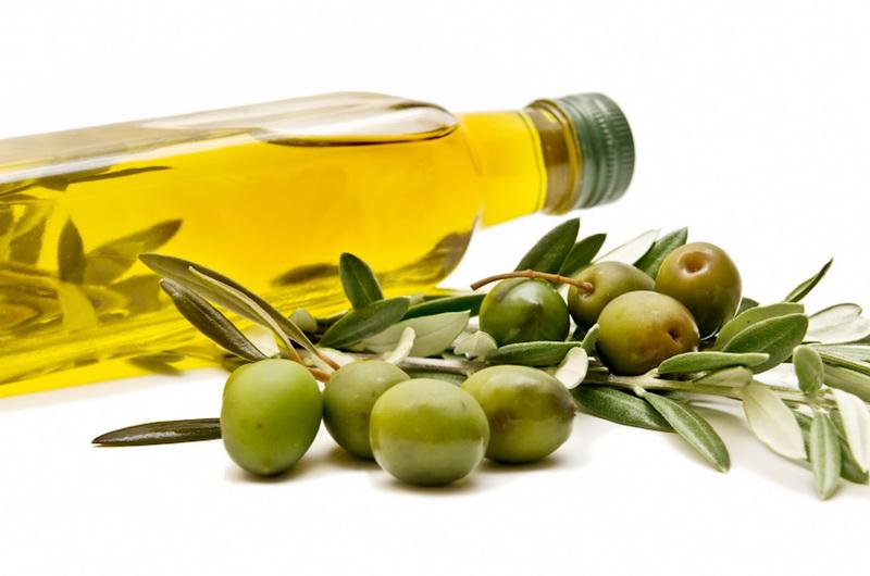 Olívabogyó, olívaolaj