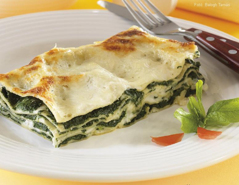 Parajos lasagne