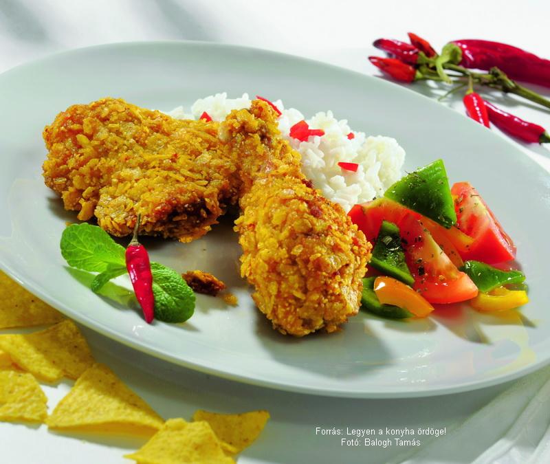 Kentucky sült csirke