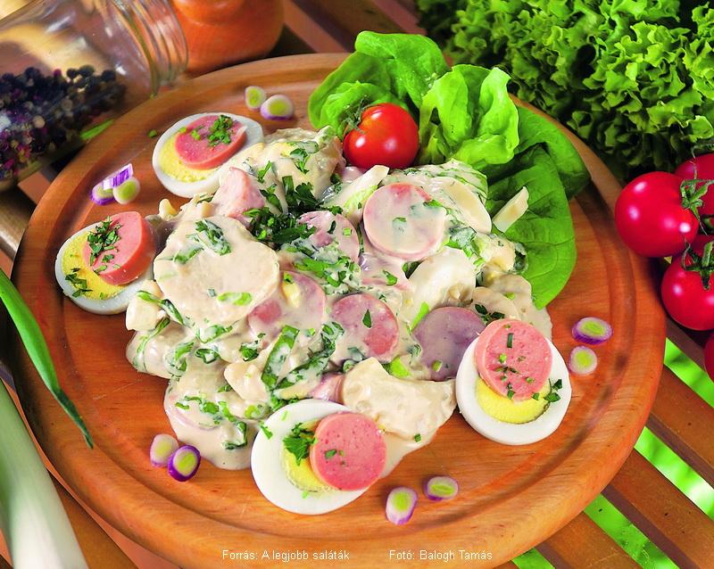 Frankfurti saláta