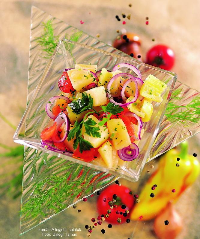 Rác saláta