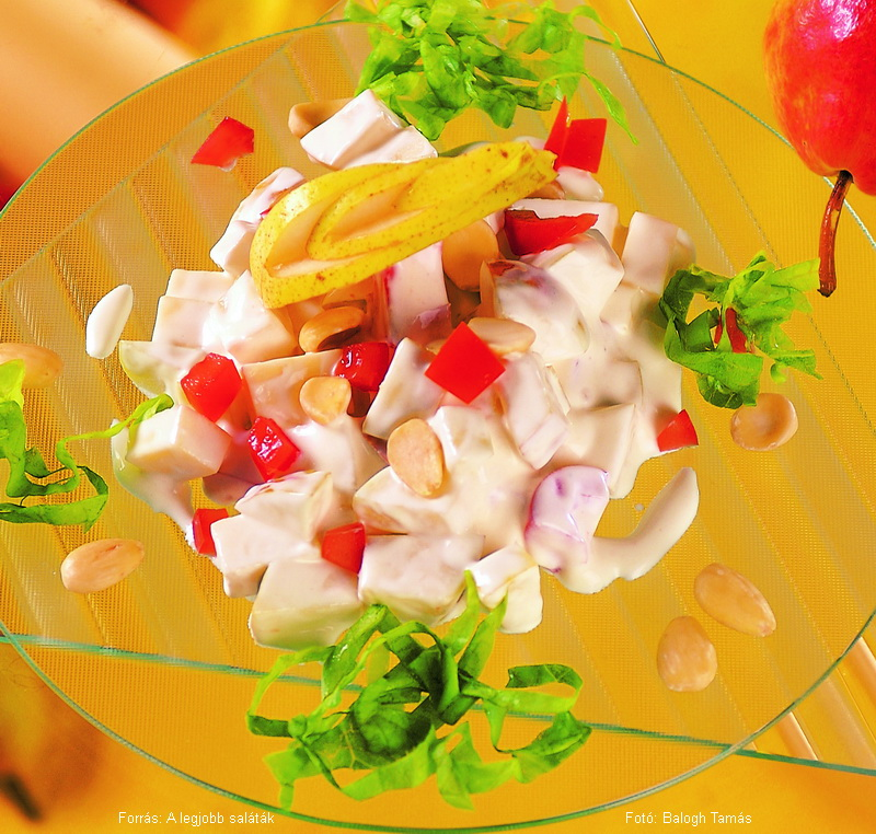 Vilmos-saláta