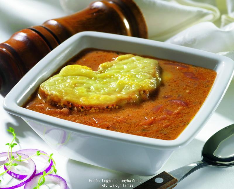 Bahamian Onion Soup - (Bahamai hagymaleves)