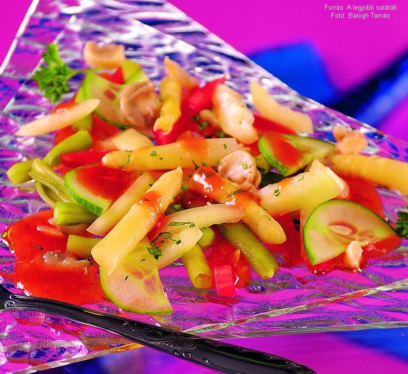 Gundel-saláta