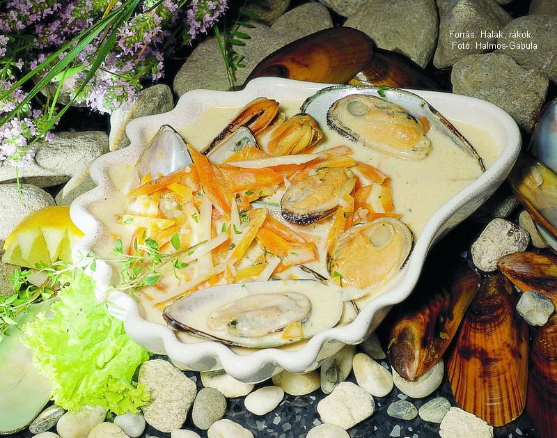 Kagylóleves