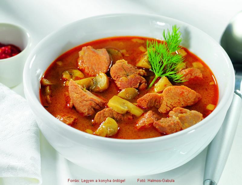 Bandit's Turkey Soup - (Pulykahúsos betyárleves)