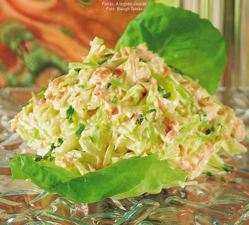 Cole slaw – ejtsd kolszló - saláta II