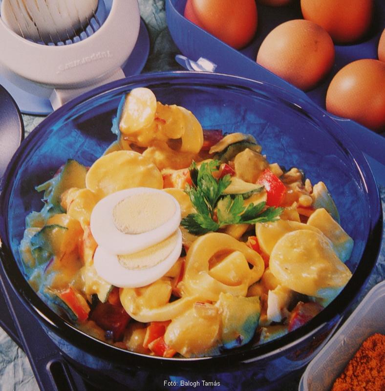 Currys tojássaláta
