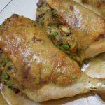 Gödöllői töltött csirke – készült az OnLive© főzőiskolában
