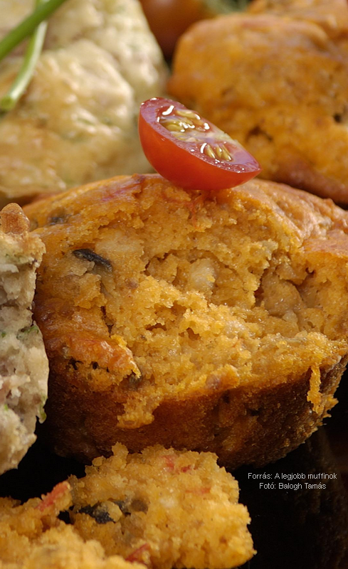 Görögös muffin