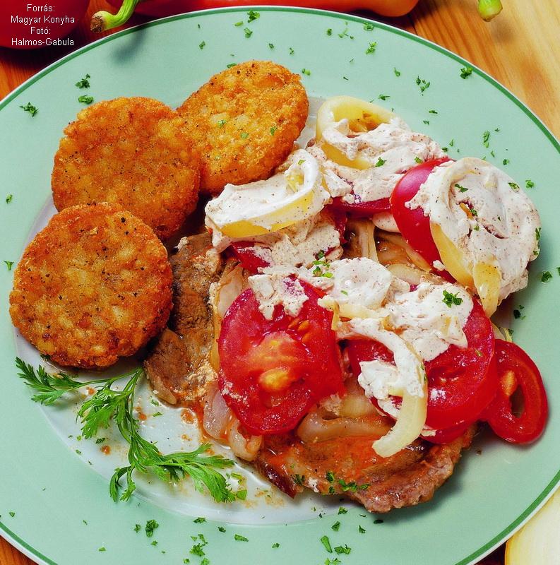 Serbian Roast - (Rácpecsenye)