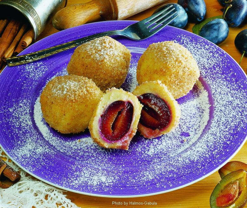 Boulettes aux prunes   -  (Szilvásgombóc)