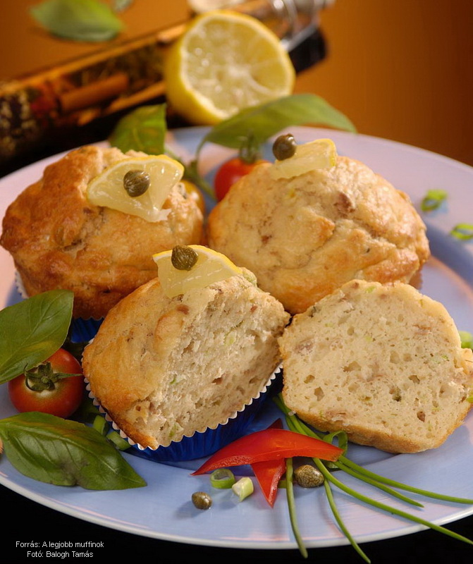 Tonhalas muffin