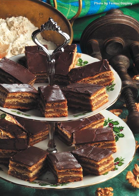 Gâteau Gerbaud  -  (Zserbó)