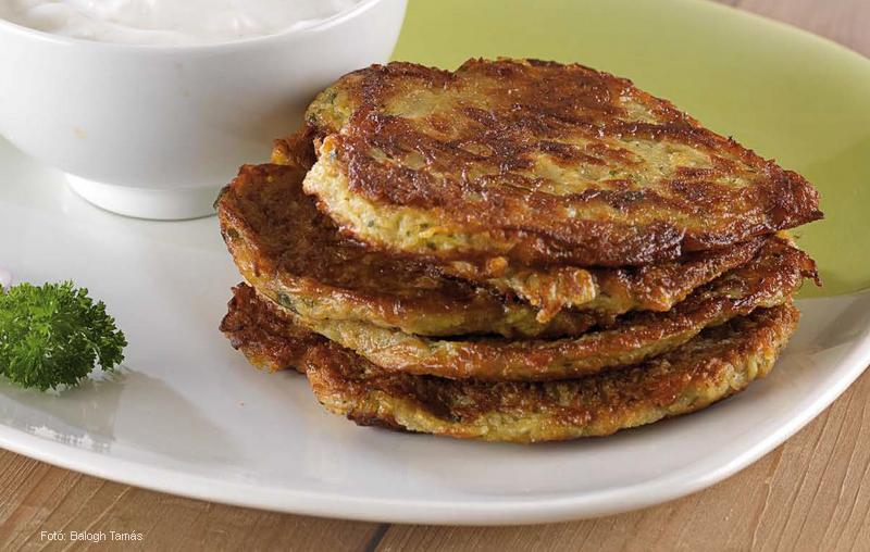 Görhöny (Lapcsánka) Pancakes - (Görhöny-lapcsánka)