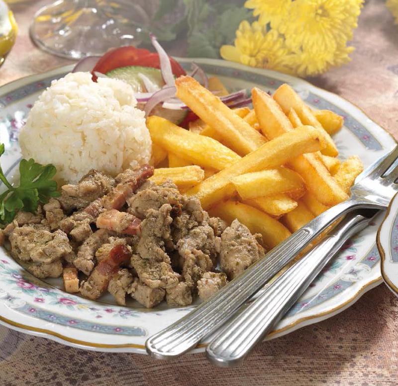 Bakonyi rőzse  -  Major Zoltánné - Gabi - receptje