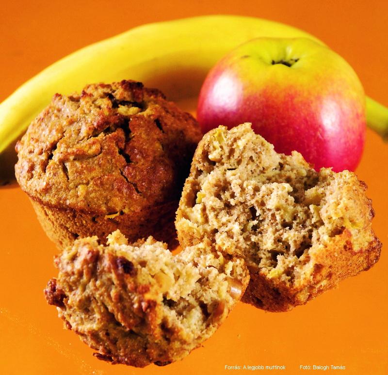 Reformos, gyümölcsös muffin