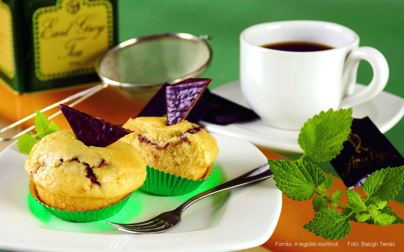 After Eight muffin