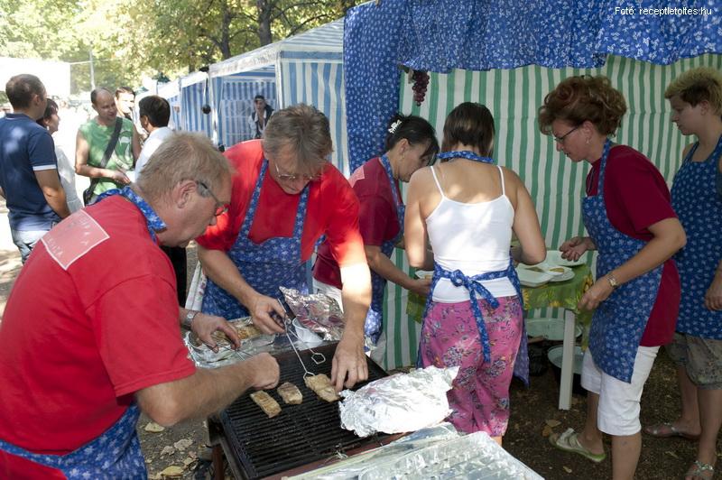 SzeptEmber Feszt és Magyar Grillbajnokság 2013