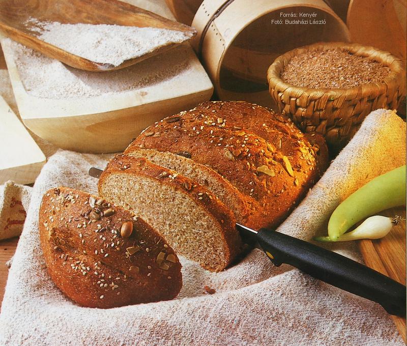 Orosz fekete kenyér