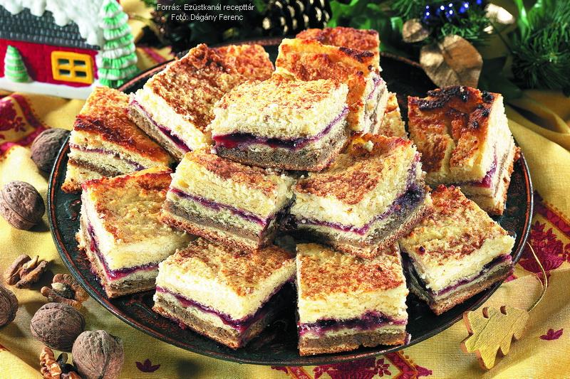 Szlovák ünnepi sütemény