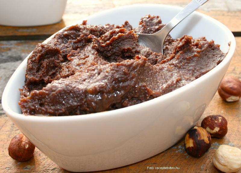Nutella egyszerűen (Thermomix recept)