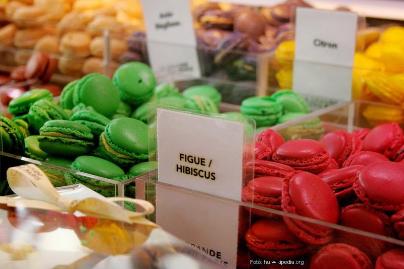 "Macaron (makaron), a francia ""habcsók"" csoda"