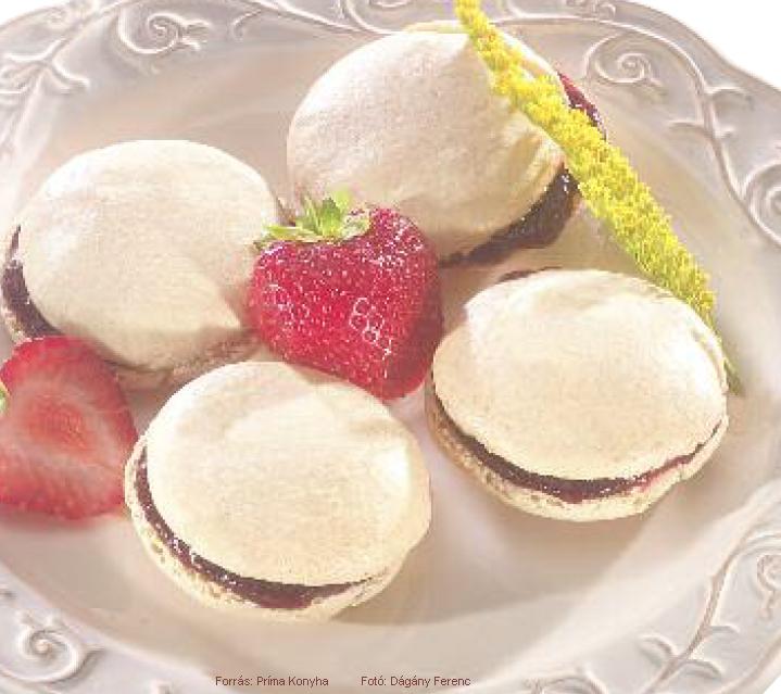 Macaron (makaron) - alaprecept