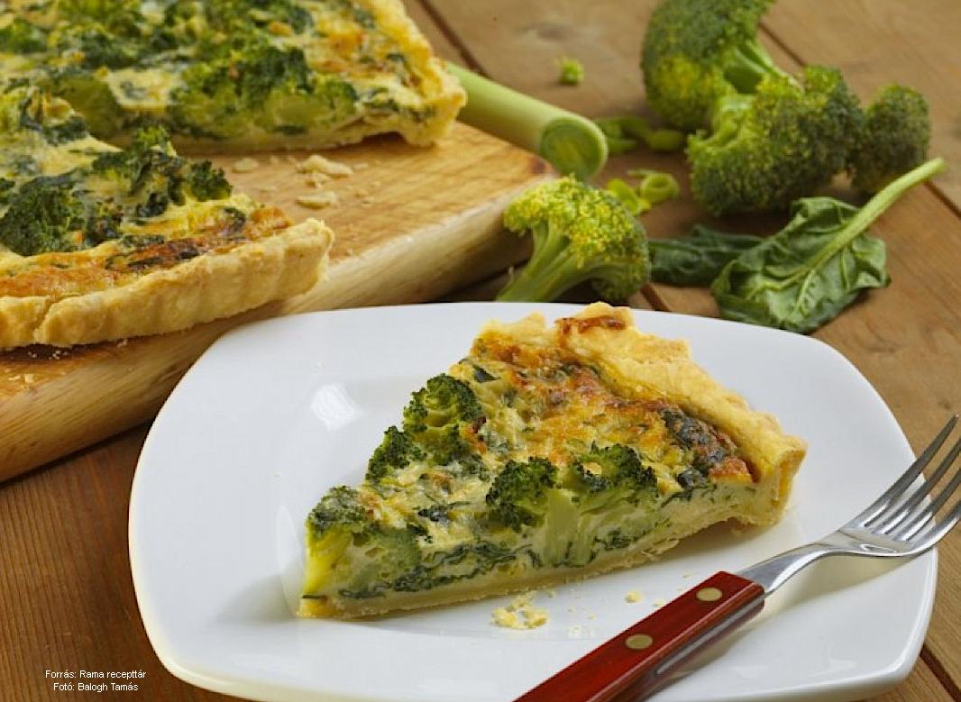 """""""Zöld"""" pite (pie)"""