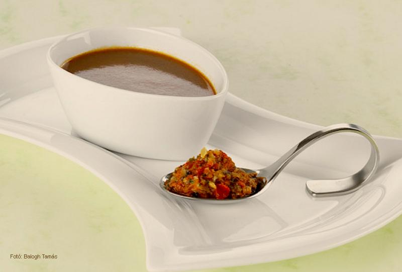Provanszi mártás (meleg)