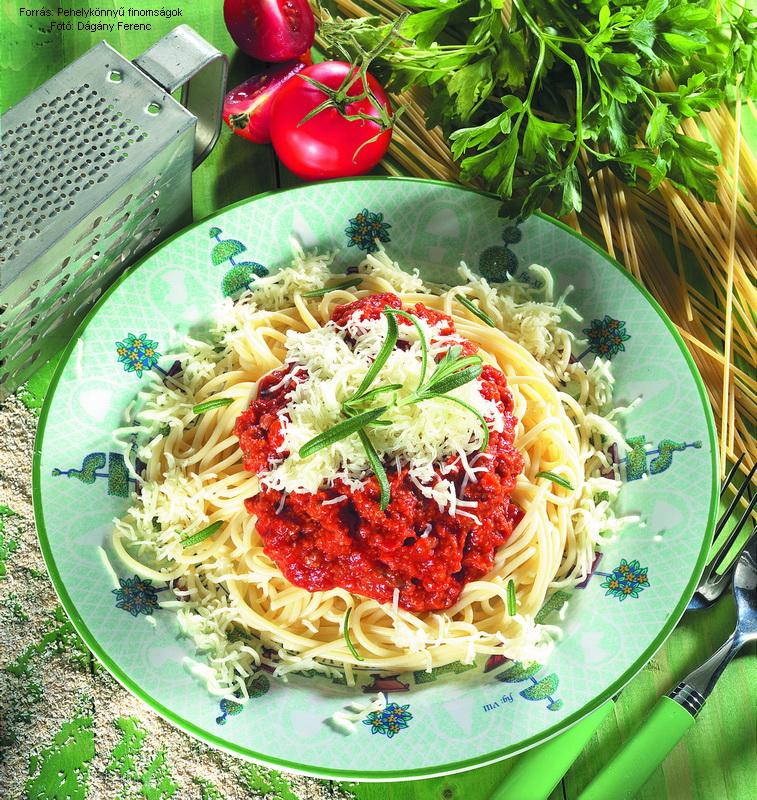 Bolognai spagetti reformosan