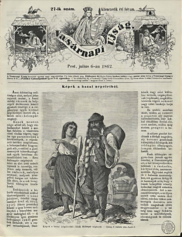 Jókai és a magyar konyha