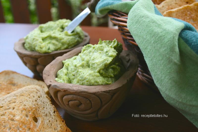 Majonézes brokkolikrém (szendvicskrém)