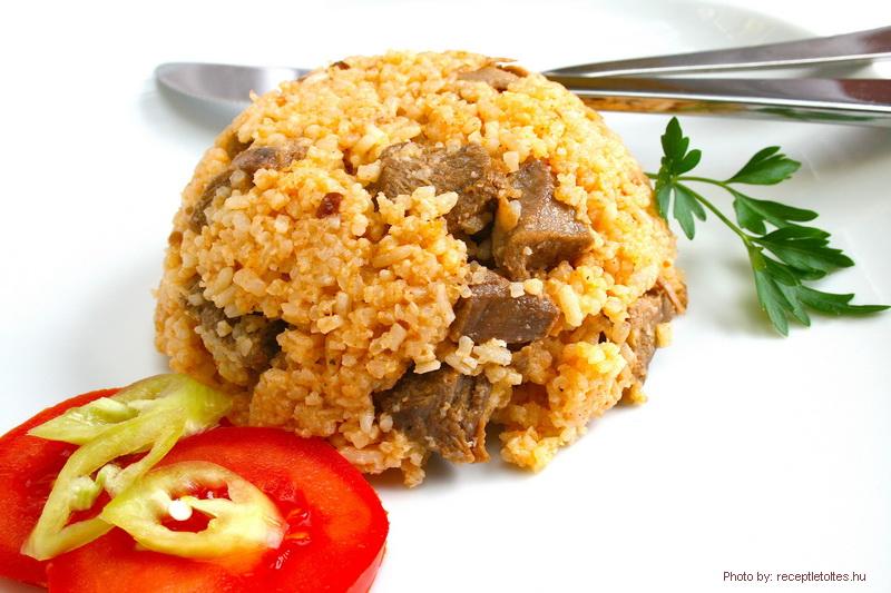 Carne con riso - (rizseshús)