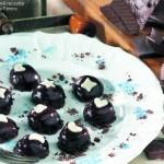 Marcipános csokoládébonbon