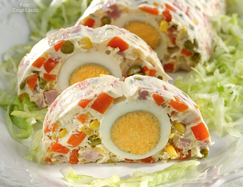 Mozaikos tojáskocsonya