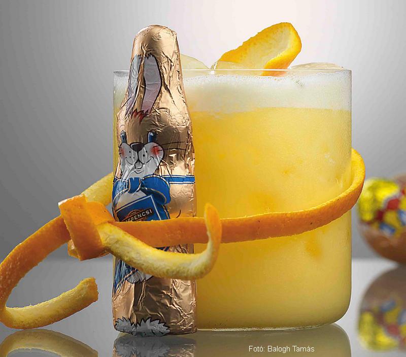 Frangelico golden koktél