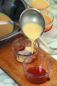 4.Mézpuding mézes almaraguval