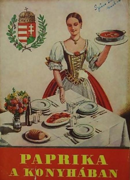 Pirospaprika a magyar konyhában