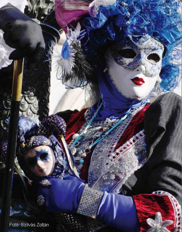 Velence és a karnevál
