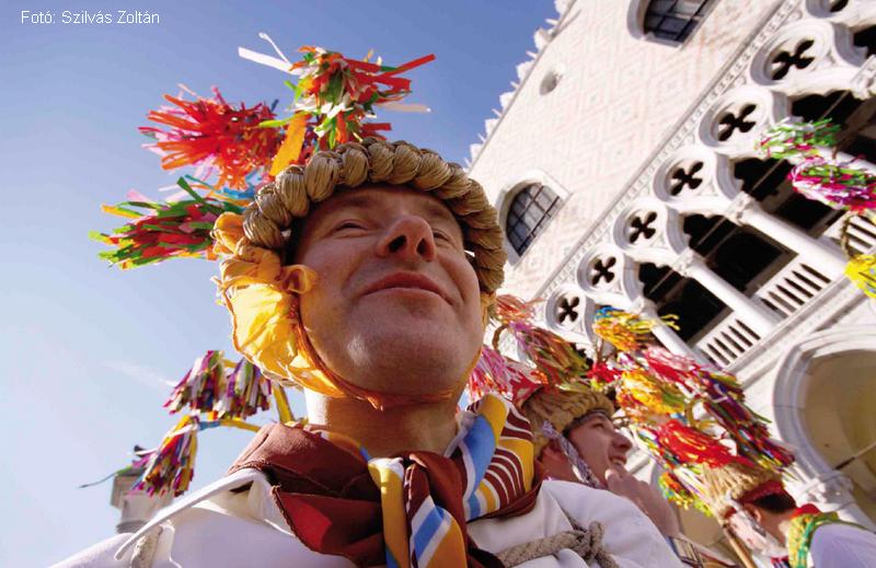 Velence és a karnevál 2