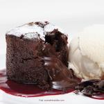 Lágy csokiszuflé (csokifelfújt)