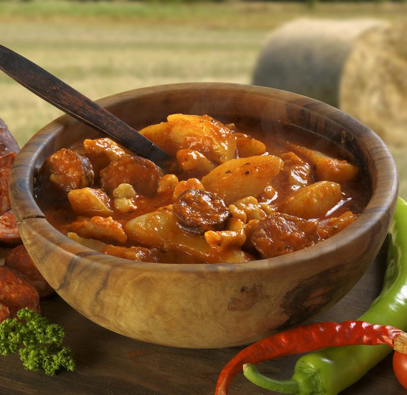 Paprikás krumpli - Receptletöltés
