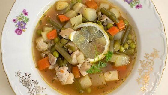 Erdélyi csorba leves – készült az OnLive© főzőiskola 8. adásában