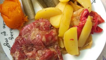 Oldalas KemenceMánia módra – Kakuk Szabolcs receptje – készült az OnLive© főzőiskola 43. adásában