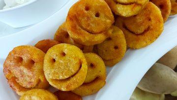 Mosolygós krumplikorong