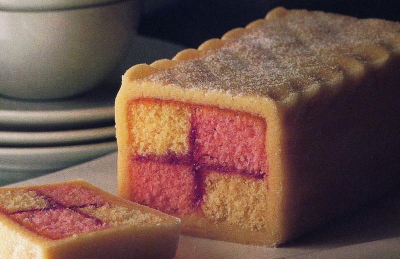 Battenberg-sütemény