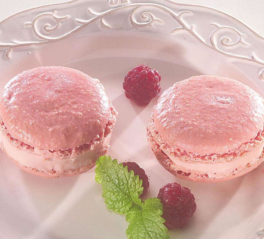 Pink (rózsaszín) makaron - Receptletöltés