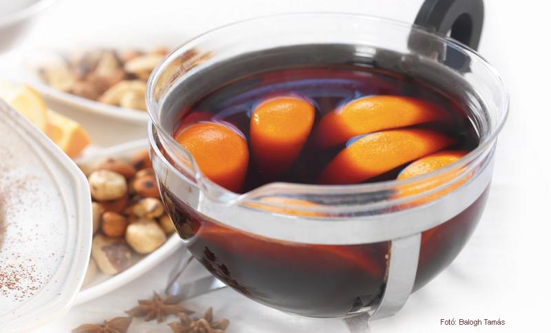 Forralt bor, fűszeres diófélékkel - Gordon Ramsay receptje